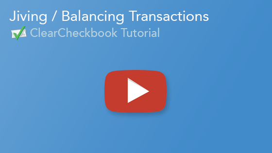 online checkbook register and balancing support jiving our